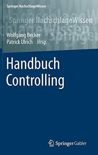 9783658047078: Handbuch Controlling (Springer NachschlageWissen) (German Edition)