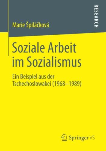 Soziale Arbeit im Sozialismus: Marie Spilacková