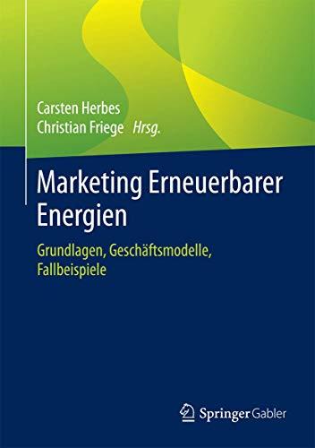 Marketing Erneuerbarer Energien: Carsten Herbes