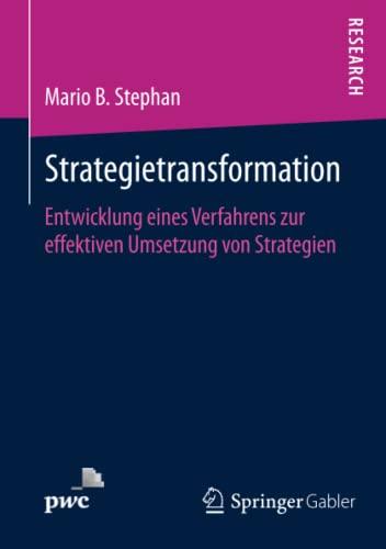 Strategietransformation: Mario B. Stephan