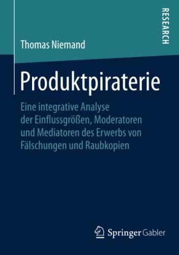 Produktpiraterie: Thomas Niemand