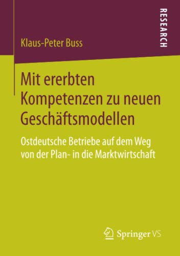 Mit ererbten Kompetenzen zu neuen Geschäftsmodellen: Klaus-Peter Buss