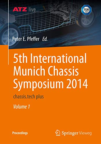 9783658059774: 5th International Munich Chassis Symposium 2014: chassis.tech plus (Proceedings)