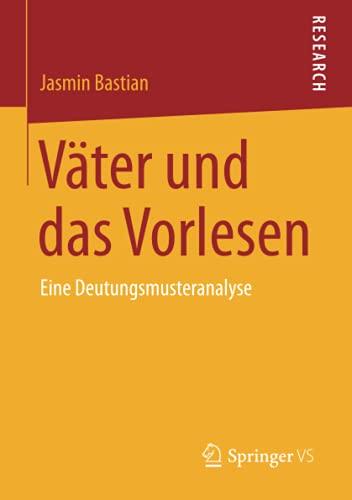 Väter und das Vorlesen: Jasmin Bastian