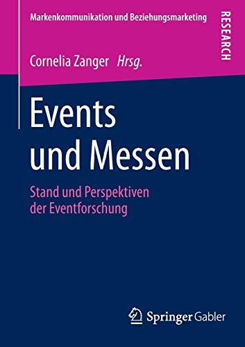 Events und Messen: Cornelia Zanger