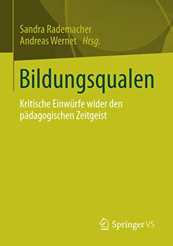Bildungsqualen: Sandra Rademacher