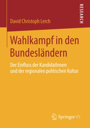 Wahlkampf in den Bundesländern: David Christoph Lerch