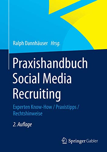 9783658065720: Praxishandbuch Social Media Recruiting