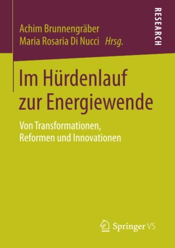 Im Hürdenlauf zur Energiewende: Achim Brunnengräber