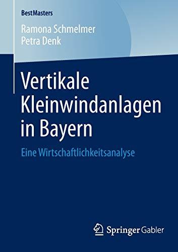 Vertikale Kleinwindanlagen in Bayern: Petra Denk