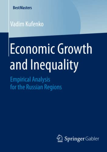 Economic Growth and Inequality: Vadim Kufenko