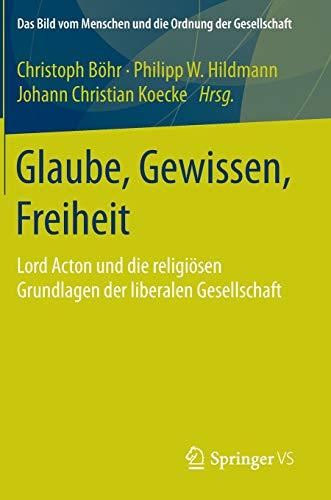 Glaube, Gewissen, Freiheit: Christoph B�hr