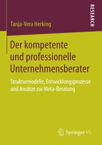 Der kompetente und professionelle Unternehmensberater: Tanja-Vera Herking