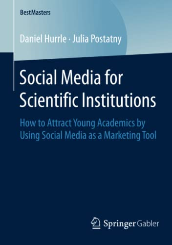 Social Media for Scientific Institutions: Daniel Hurrle