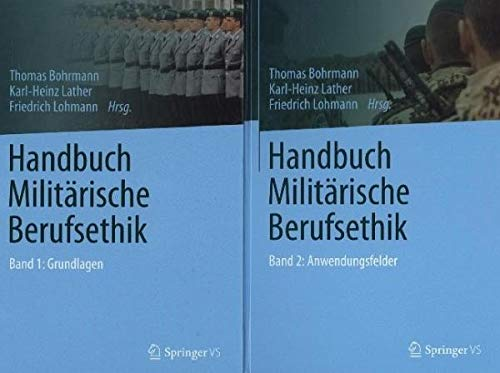 9783658088453: Handbuch Militärische Berufsethik (German Edition)