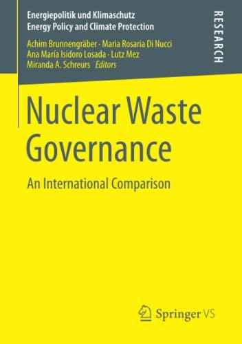Nuclear Waste Governance: Achim Brunnengräber