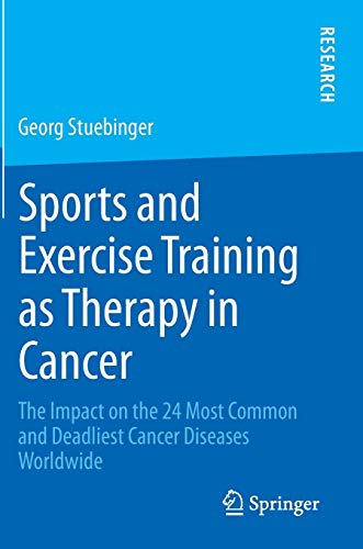 9783658095048: Sports and Exercise Training as Therapy in Cancer: The Impact on the 24 Most Common and Deadliest Cancer Diseases Worldwide