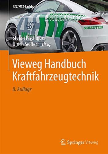 9783658095277: Vieweg Handbuch Kraftfahrzeugtechnik (ATZ/MTZ-Fachbuch)