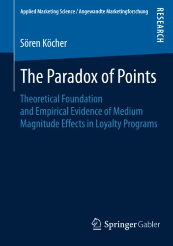 The Paradox of Points: Theoretical Foundation and Empirical Evidence of Medium Magnitude Effects in...