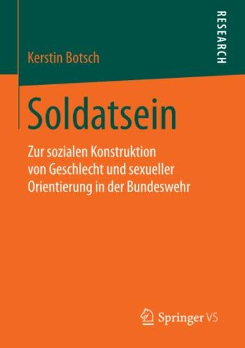 Soldatsein: Kerstin Botsch