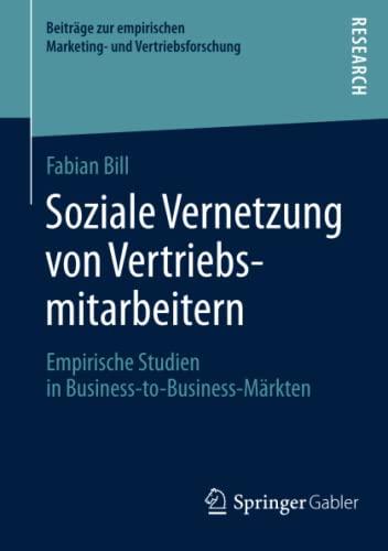 Soziale Vernetzung von Vertriebsmitarbeitern: Fabian Bill
