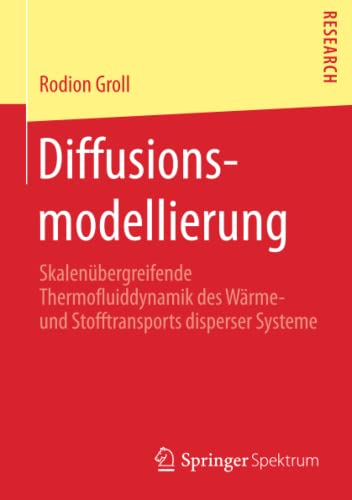 Diffusionsmodellierung: Rodion Groll