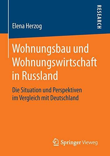 Wohnungsbau und Wohnungswirtschaft in Russland: Elena Herzog
