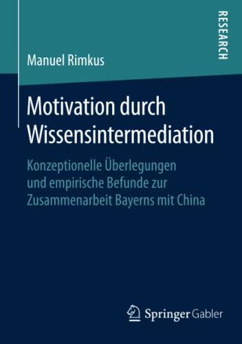 Motivation durch Wissensintermediation: Manuel Rimkus