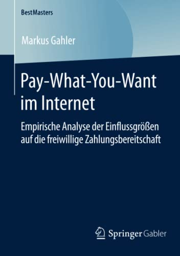 Pay-What-You-Want im Internet: Markus Gahler