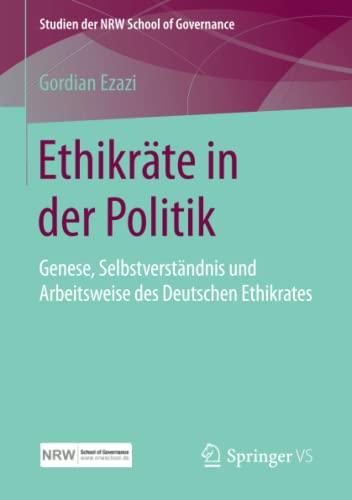 Ethikräte in der Politik: Gordian Ezazi