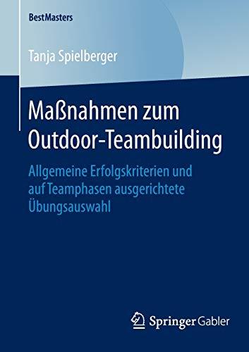 Maßnahmen zum Outdoor-Teambuilding: Tanja Spielberger