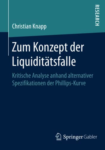 Zum Konzept der Liquiditätsfalle: Christian Knapp