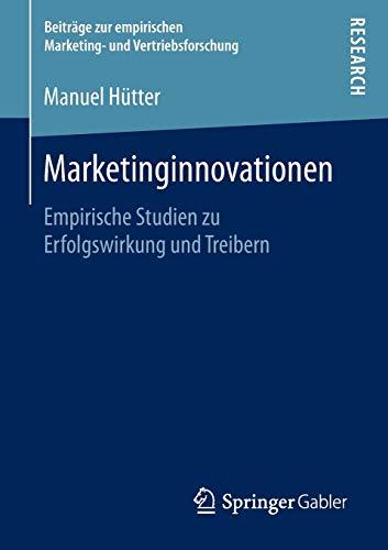 Marketinginnovationen: Manuel Hütter