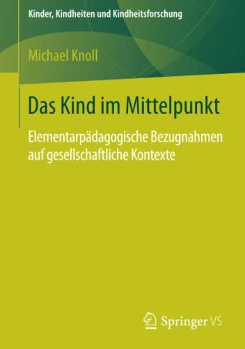 Das Kind im Mittelpunkt: Michael Knoll