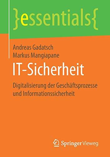IT-Sicherheit: Gadatsch, Andreas /