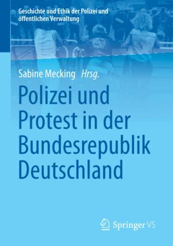 Polizei und Protest in der Bundesrepublik Deutschland: Sabine Mecking