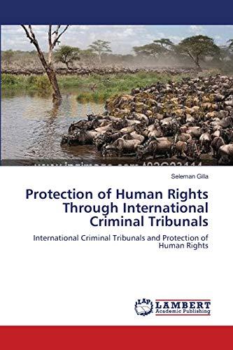 Protection of Human Rights Through International Criminal Tribunals: Seleman Gilla
