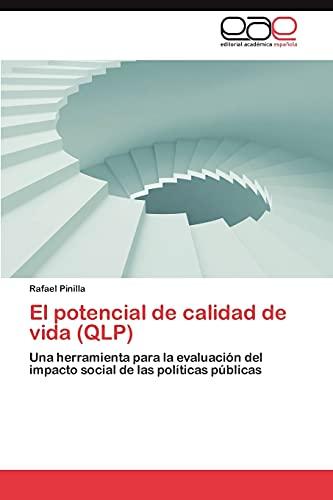 El Potencial de Calidad de Vida (Qlp): Rafael Pinilla