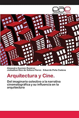 9783659004827: Arquitectura y Cine.