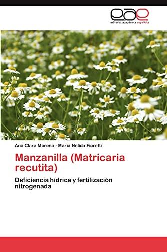 9783659006692: Manzanilla (Matricaria Recutita)