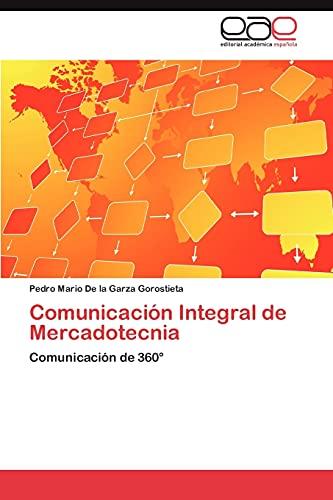 9783659007453: Comunicacion Integral de Mercadotecnia