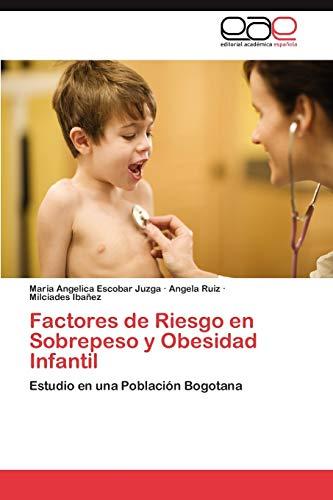 Factores de Riesgo En Sobrepeso y Obesidad Infantil: Angela Ruiz