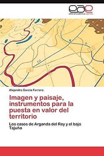 9783659008238: Imagen y Paisaje, Instrumentos Para La Puesta En Valor del Territorio
