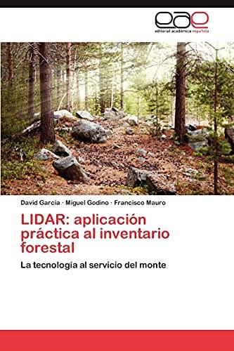 9783659009556: Lidar: Aplicacion Practica Al Inventario Forestal