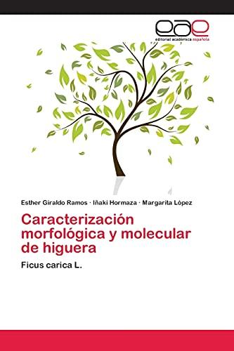 Caracterizacion Morfologica y Molecular de Higuera: margarita lopez