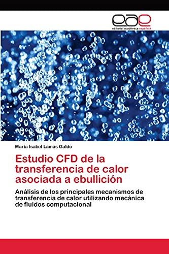 Estudio CFD de la transferencia de calor: Mª Isabel Lamas