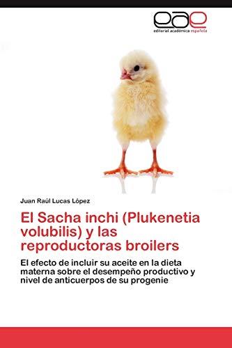 El Sacha Inchi (Plukenetia Volubilis) y Las: Juan Raúl Lucas