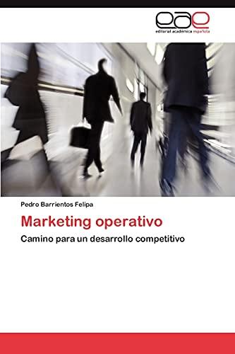 9783659014925: Marketing Operativo