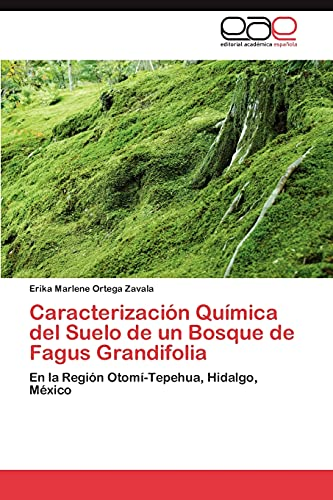 Caracterizacion Quimica del Suelo de Un Bosque de Fagus Grandifolia: Erika Marlene Ortega Zavala