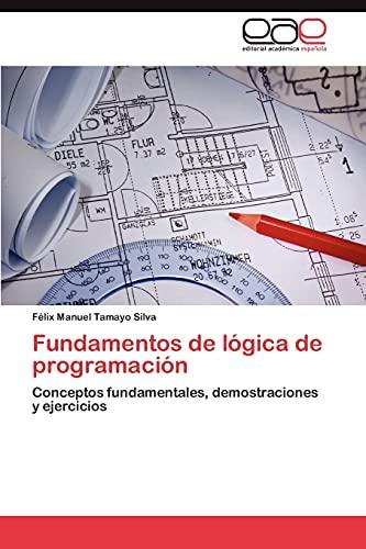 9783659016677: Fundamentos de Logica de Programacion